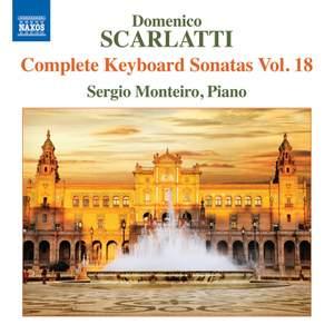 Scarlatti - Complete Keyboard Sonatas Volume 18