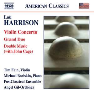 Lou Harrison: Violin Concerto