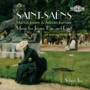 Saint-Saëns: Music for Piano Duo & Duet Volume 2