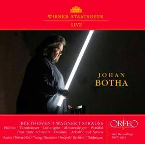 Johan Botha: Wiener Staatsoper Live