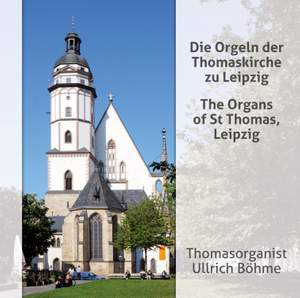 The Organs of St Thomas, Leipzig Product Image