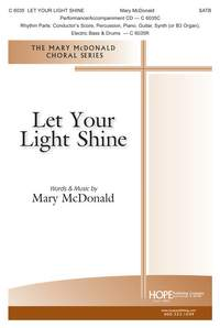 Mary McDonald: Let Your Light Shine