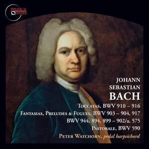 Bach: Harpsichord Works