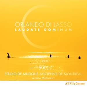 Lasso: Laudate Dominum Product Image