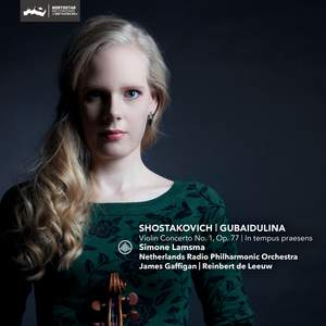 Shostakovich & Gubaidulina: Violin Concerto & In tempus praesens