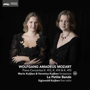 Mozart: Piano Concertos Nos. 11-13 Product Image
