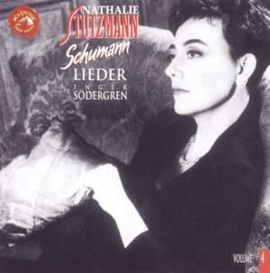 Schumann: Lieder Vol. IV