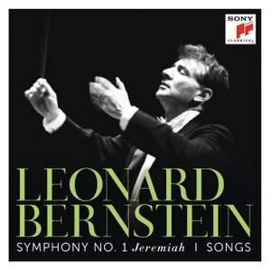 Bernstein: Symphony No. 1 'Jeremiah', I Hate Music, La Bonne Cuisine & other works