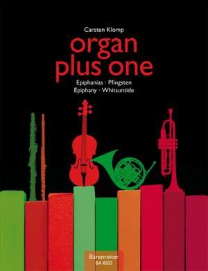 Organ Plus One: Epiphany, Whitsuntide