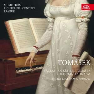 Tomasek: Fortepiano Sonatas