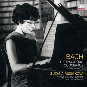 JS Bach: Harpsichord Concertos Product Image