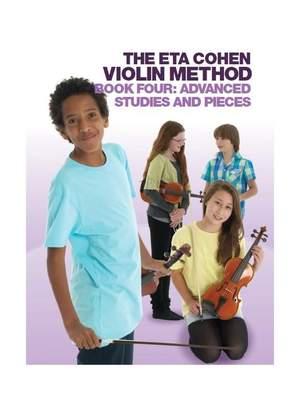 Eta Cohen: The Eta Cohen Violin Method: Book 4