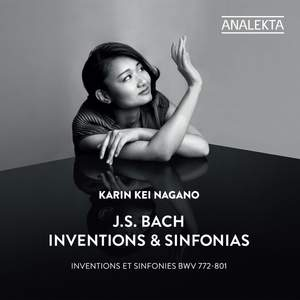 JS Bach: Inventions & Sinfonias Product Image