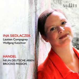 Handel: Neun Deutsche Arien & Brockes-Passion Product Image