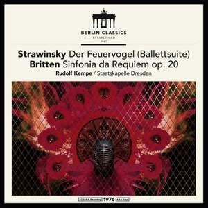 Stravinsky: The Firebird & Britten: Sinfonia da Requiem - Vinyl Edition
