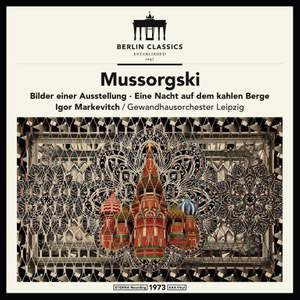 Mussorgsky: Pictures at an Exhibition & Night on Bald Mountain - Vinyl Edition