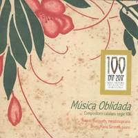 Música Oblidada. Compositors catalans del segle XIX