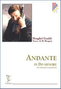 Henghel Gualdi: Andante in Do min.