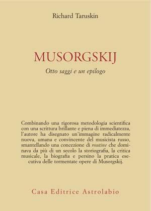Richard Taruskin: Musorgskij