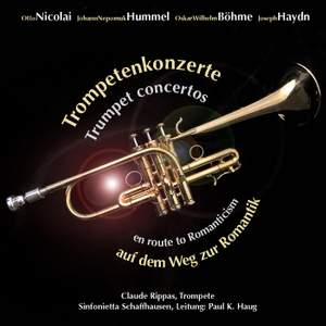 Trumpet Concertos Between The Classical And The Romantic Period