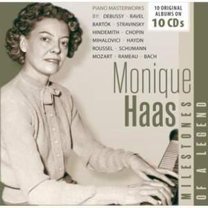 Monique Haas - Milestones of a Legend