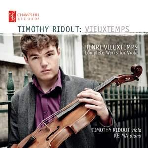Vieuxtemps: Complete Works for Viola