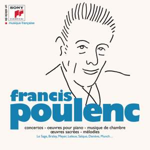 Poulenc: Chamber Works and Concertos