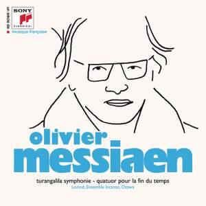 Messiaen: Turangalîla Symphony & Quatuor pour la fin du temps