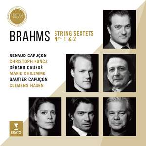 Brahms: String Sextets Nos. 1 & 2 Product Image