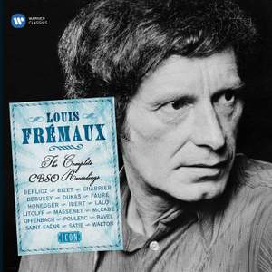 Louis Frémaux: The Complete CBSO Recordings Product Image