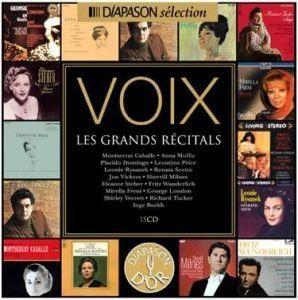 Voix: Les Grands Recitals