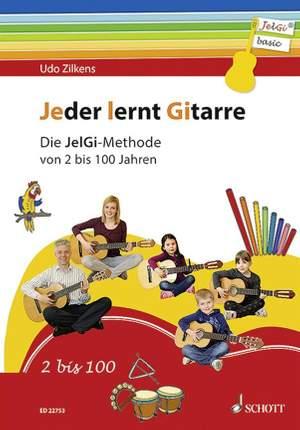 Zilkens, U: Jeder lernt Gitarre