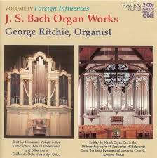 J.S. Bach: Organ Works Vol. 4