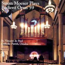 Susan Moeser plays Bedient Opus 59