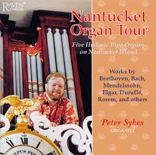 Nantucket Organ Tour