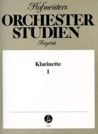 Orchesterstudien Band 1