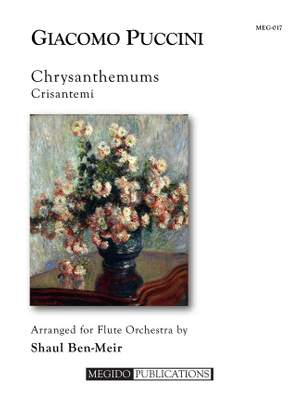 Giacomo Puccini: Chrysanthemums