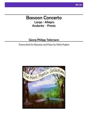Georg Philipp Telemann: Bassoon Concerto