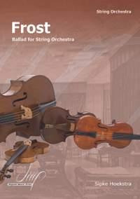 Sipke Hoekstra: Frost
