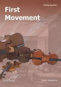 Sipke Hoekstra: First Movement
