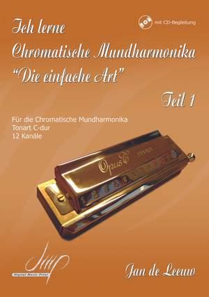 Jan de Leeuw: Ich Lerne Chromatische Mundharmonika I