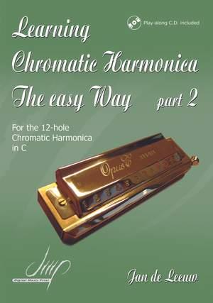 Jan de Leeuw: Learning Chromatic Harmonica II