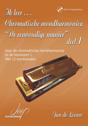 Jan de Leeuw: Ik Leer Chromatische Mondharmonica I