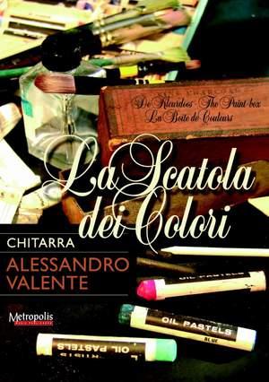 Alessandro Valente: La Scatola Dei Colori Product Image