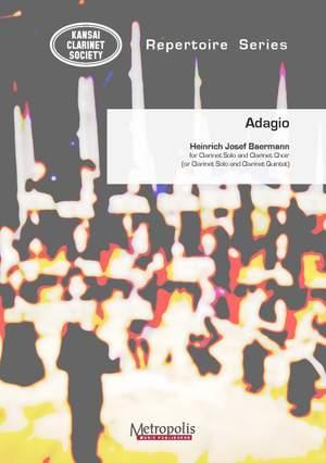 Heinrich Joseph Baermann: Adagio Product Image