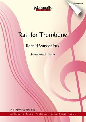 Ronald Vandoninck: Rag For Trombone