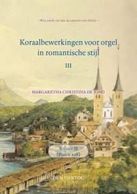 Margaretha Christina de Jong: Sonate 2 - Psalm 108