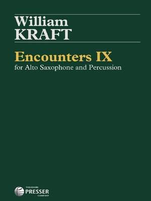 William Kraft: Encounters IX