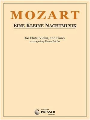 Wolfgang Amadeus Mozart: Eine Kleine Nachtmusik Product Image