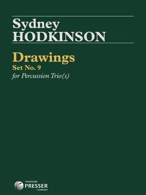 Sydney Hodkinson: Drawings Set No. 9